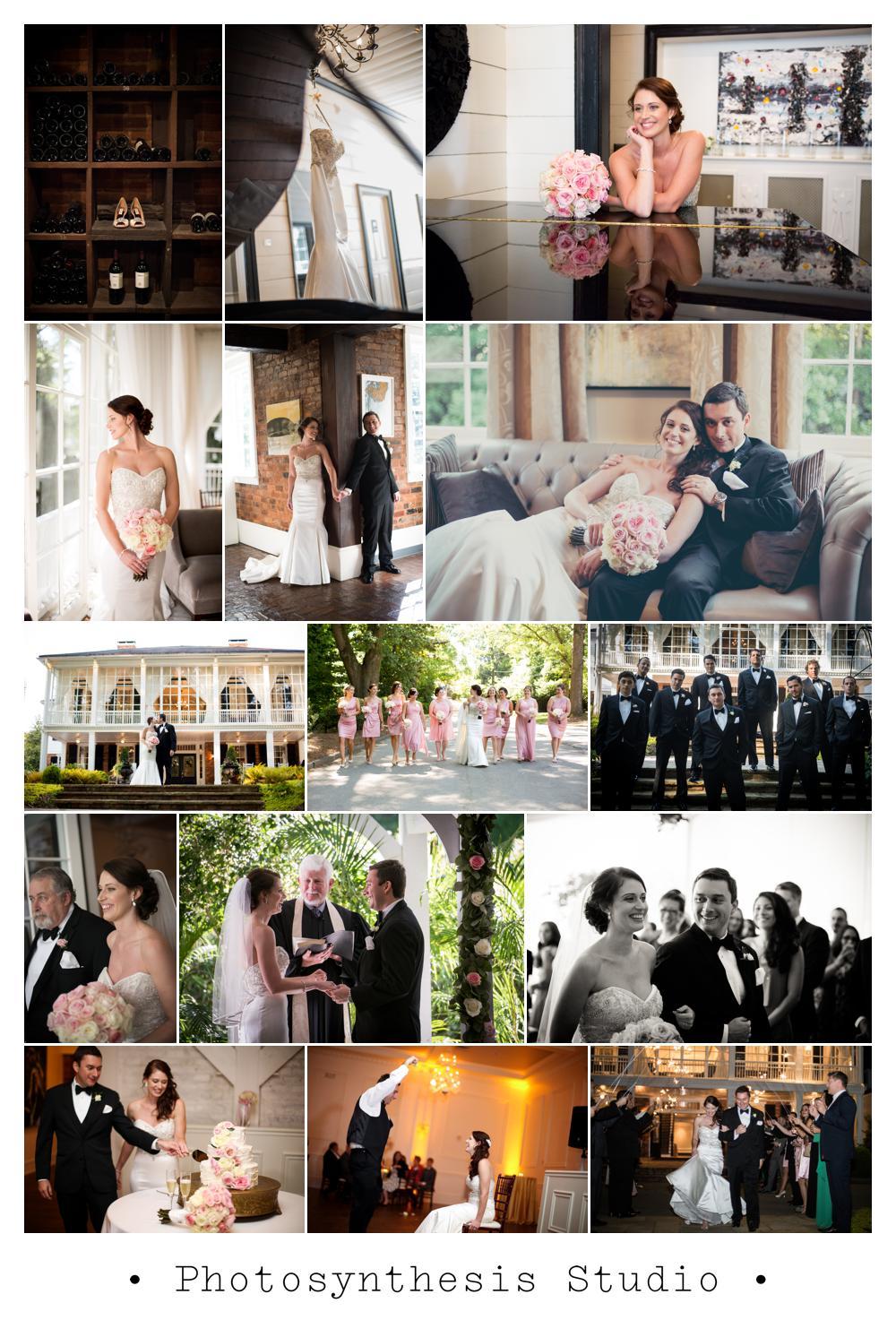 Porras-Hansen wedding